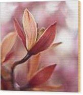 Tropical Grace Wood Print