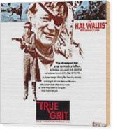 True Grit, Kim Darby, John Wayne, Glen Wood Print by Everett