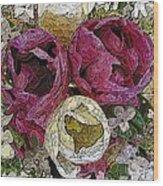 Tulips To You Wood Print