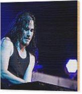 Tuomas Holopainen - Nightwish  Wood Print