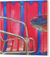 Tuscadero Wood Print
