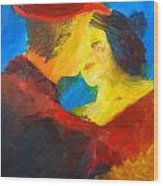 Two Am Tango Wood Print