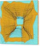 Next Wave Web-ud-00007b Wood Print