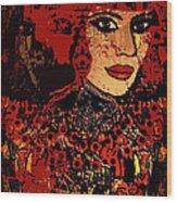 Ulyana Wood Print