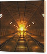 Underground 11 Wood Print
