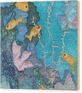 Underwater Splendor II Wood Print
