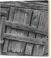 Unhinged Wood Print