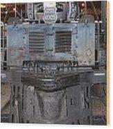 Union Pacific Big Boy 4005 Wood Print