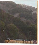 Union Pacific Locomotive Trains . 7d10553 Wood Print