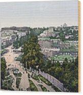 University Of Kiev - Ukraine - Ca 1900 Wood Print