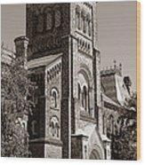 University Of Toronto 2 Wood Print