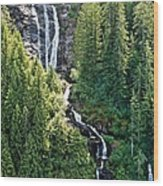 Unnamed Waterfall Wood Print