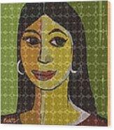 Untitled 133 Wood Print