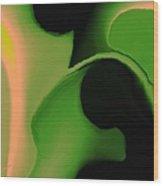 Untitled 205 Wood Print