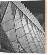 Us Air Force Academy Chapel 2 Wood Print
