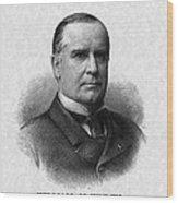 Us Presidents. Us President William Wood Print