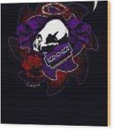 Vampyre  Wood Print