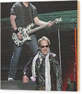 Van Halen-7233b Wood Print