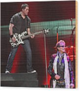 Van Halen-7241b Wood Print