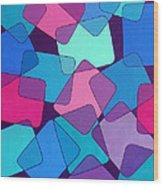 Variations 6 Wood Print