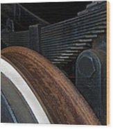 Vectors Wood Print