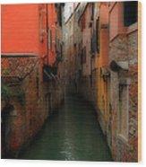 Venice Canals 2 Wood Print