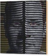 Vented Wood Print