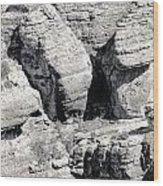Vermilion Cliffs II Wood Print