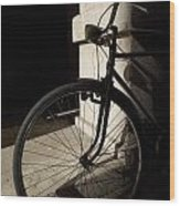 Verona Bike Wood Print
