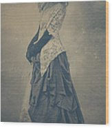 Victorian Wood Print
