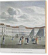 Vienna, 1823 Wood Print
