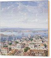 View Of Sebastopol  Wood Print
