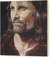 Viggo Mortensen As Aragorn Canvas Print