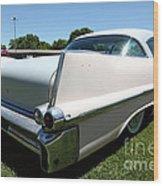 Vintage 1957 Cadillac . 5d16688 Wood Print