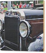 Vintage Dodge - Circa 1930's Wood Print