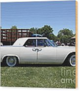 Vintage Lincoln Continental . 5d16679 Wood Print
