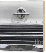 Vintage Oldsmobile . 7d15229 Wood Print