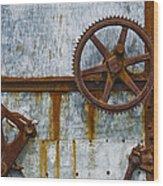 Vintage.9264 Wood Print