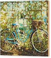 Vintaged  Wood Print