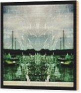 Vipertide. ©2012 Artemis Sere Wood Print
