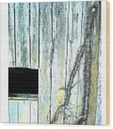 Virginia Barn Wood Print