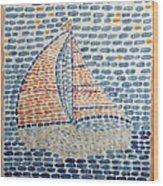 Voyage Wood Print