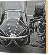 Vulcan Classic Side Car II Wood Print