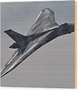 Vulcan Xh558 Wood Print
