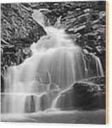 Wahconah Falls Wood Print