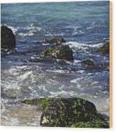 Waimea Bay 2 Wood Print