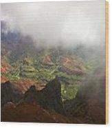 Waimea Revealed Wood Print