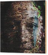 Waldgeist Wood Print