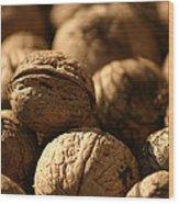Walnut Wood Print