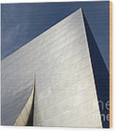 Walt Disney Concert Hall 5 Wood Print